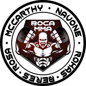 Boca mma logo web
