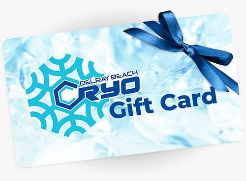 Delray Beach Cryo gift card