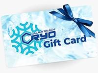 Delray Beach Cryo gift card